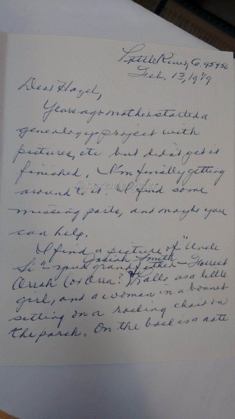 Kasae_letter to Hazel from Dora Langton Zimmer_1979 (2)