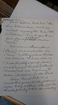 Kasae_letter to Hazel from Dora Langton Zimmer_1979 (3)