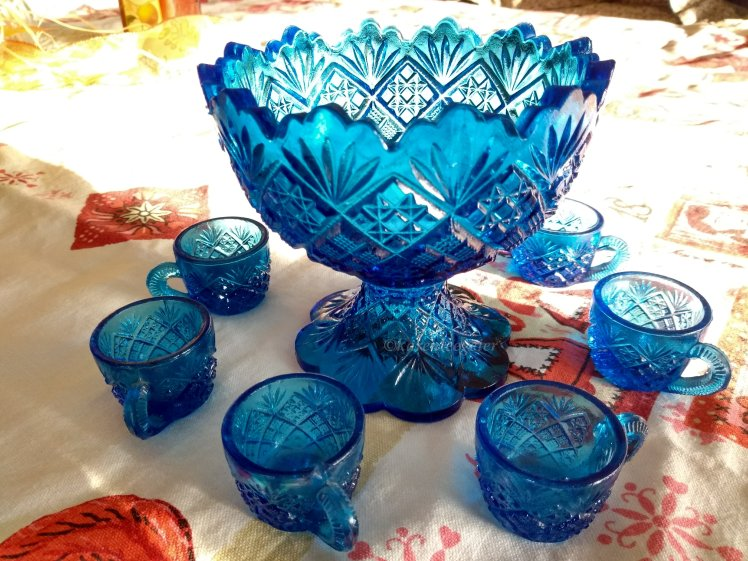 miniature punch bowl
