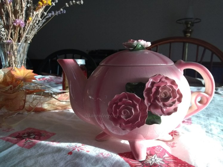 grandma's teapot