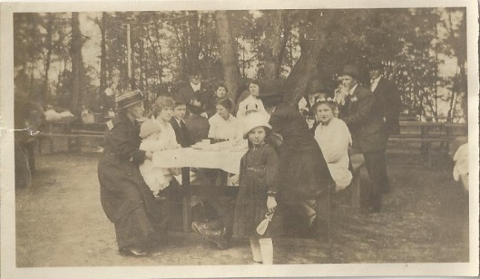 Butterfield picnic, location and year unknown