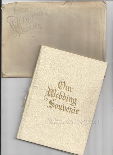 geier carl_lalla butterfield wedding certificate_24 Aug 1921_seal from st pauls methodist episcopal church of tacoma_guest list
