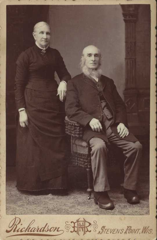 Charles Smith and wife Maria Polly Bixby Smith
