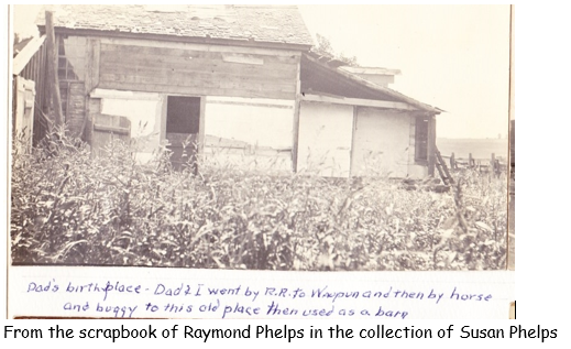 mm_adelbert birthplace from raymond scrapbook