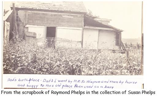 mm_adelbert birthplace from raymond scrapbook