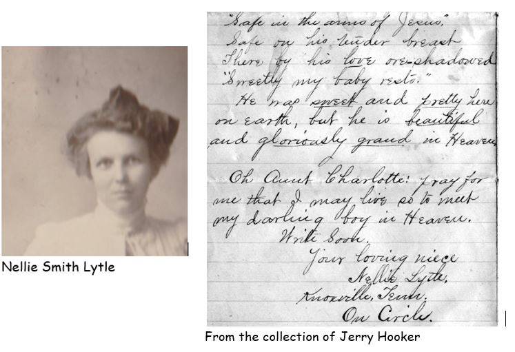 smith_nellie smith lytle_Smith sisters Alice and Nellie